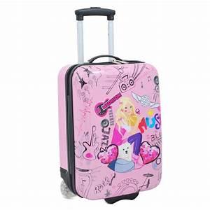 Valise Enfant Fille : valise rose pour un voyage tr s chic cadeaux rose ~ Teatrodelosmanantiales.com Idées de Décoration