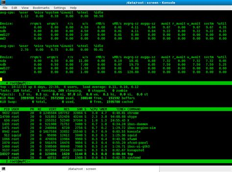 tipstuff org resume ssh session with linux screen command