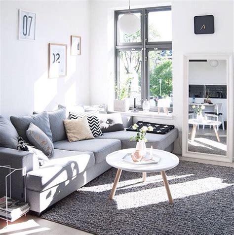 wohnzimmer im skandinavischen stil wohnzimmer