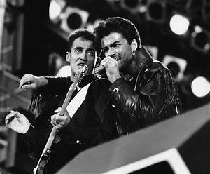 George Michael Remembered By WHAM's Andrew Ridgeley — See ...