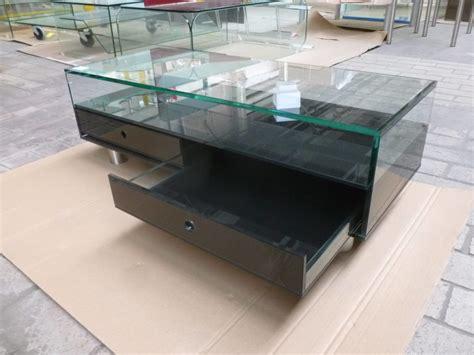 zwarte salontafel met lade zwarte glazen salontafel excellent zwarte glazen
