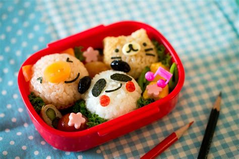 Character bento recipe : SBS Food