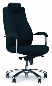 Fauteille De Bureau : fauteuil bureau personnes fortes usage intensif nino ~ Teatrodelosmanantiales.com Idées de Décoration