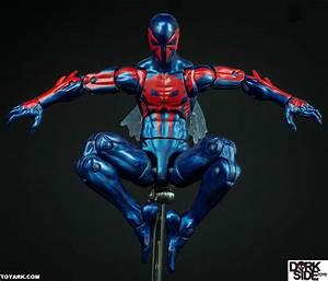 Marvel Legends Spider-Girl Hobgoblin Wave Photo Shoot ...