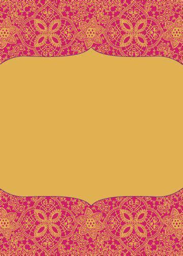 graphic    moroccan invite menu moroccan party