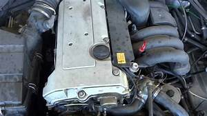 1995 Mercedes Benz S320 Engine With 95k Miles