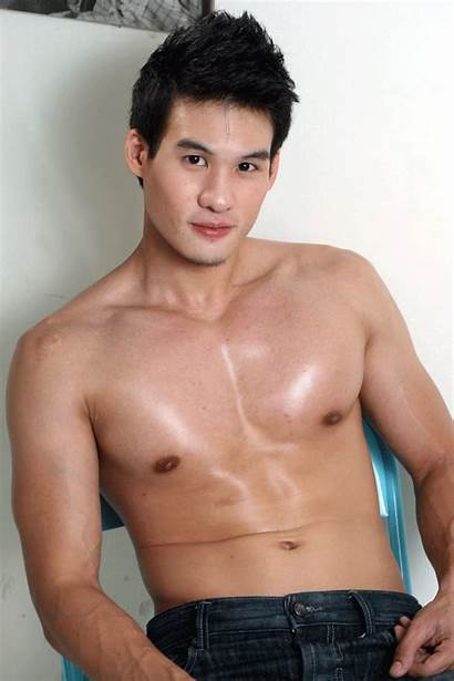 Thai Actor Muscle Asia Amp