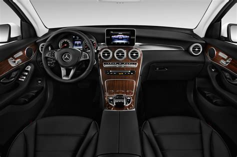 mercedes jeep 2016 interior 2016 mercedes benz glc class reviews and rating motor trend