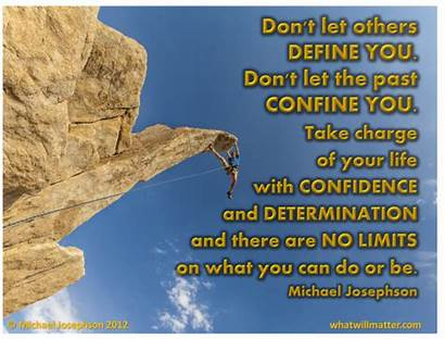 Let Define Quote Confidence Others Quotes Don