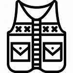 Fishing Vest Smashicons Designed Flaticon