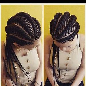 75 Super Hot Black Braided Hairstyles To Wear Hair And