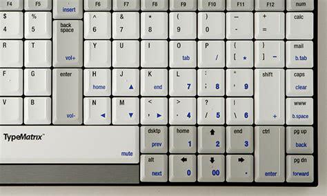 typematrix  keyboard   key