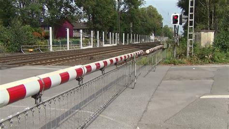 Bahnübergang Plutostraße