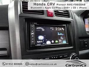 2005 Honda Cr V Aftermarket Radio