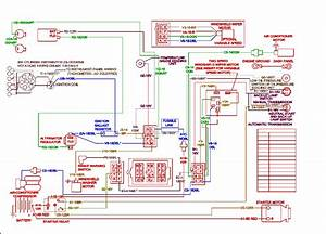 Painless Wiring Fan Relay Diagram Diagrams Schematics