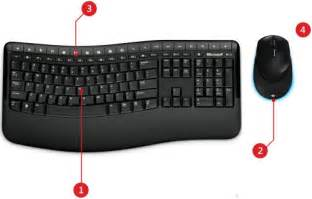 microsoft csd 00001 wireless comfort desktop 5000 keyboard and mouse
