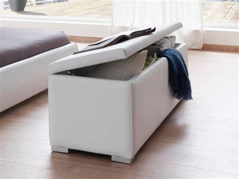 Sam® Sitzbank Bettbank Aufklappbar Weiß 120 Cm Heidi