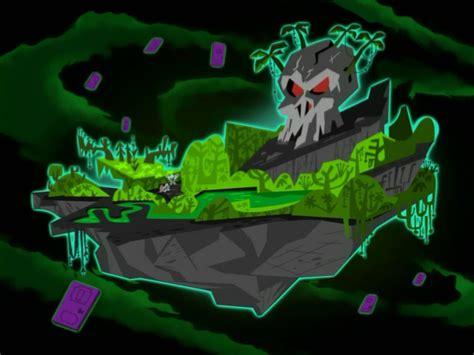 skulkers island danny phantom wiki fandom powered