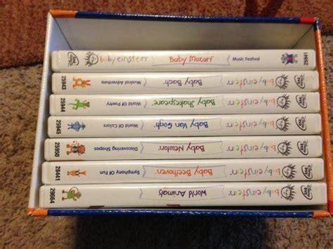 baby einstein collection   dvd set httpwwwamazon