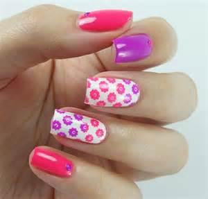 Cool summer nail art designs
