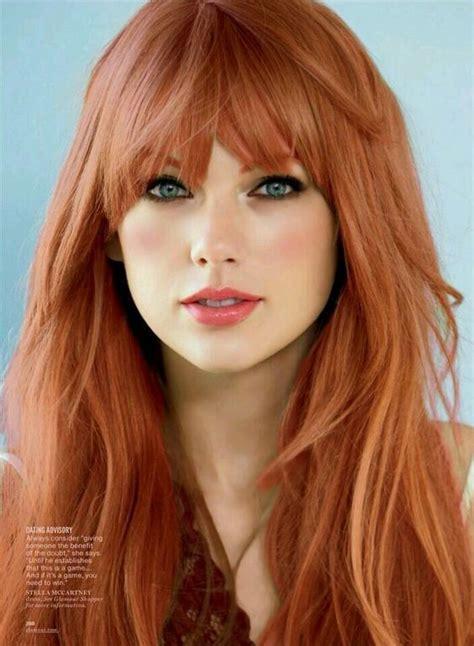 Best 25 Ginger Hair Color Ideas On Pinterest Auburn