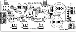 World Technical  Circuit Power Audio Amplifier With Tda2030 2 1 Chanell  U2013 3 X 18 Watts