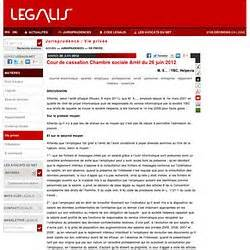 arret cour de cassation chambre sociale fr employers access to employee 39 s email pearltrees