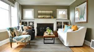 Rectangle Living Room Layout With Fireplace by Living Room Contemporary Modern Living Room Design With