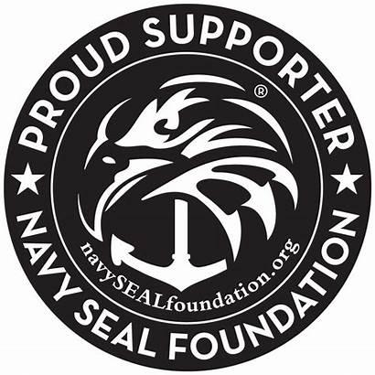 Seal Navy Foundation Proud Supporter Seals Organization