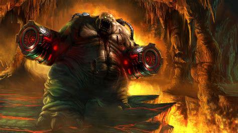 Doom 4 Scifi Fps Shooter Action Fighting Dark Scifi