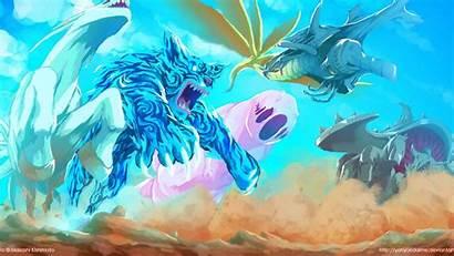 Naruto Bijuu Shippuden Artwork Dust Beasts Deviantart
