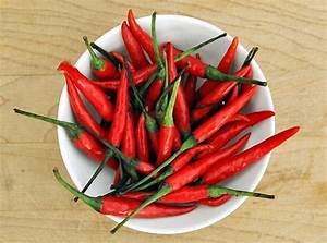 The Facts About Thai Bird's Eye Chilies