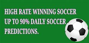 soccer predictions apps on play