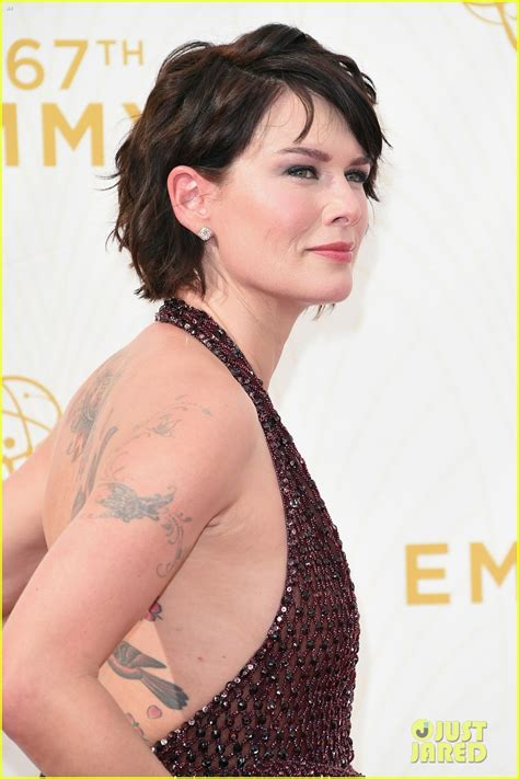 'Game of Thrones' Star Lena Headey Sparkles At the Emmys