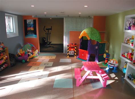 Kids Playroom-contemporary-kids-columbus-by Sym-home