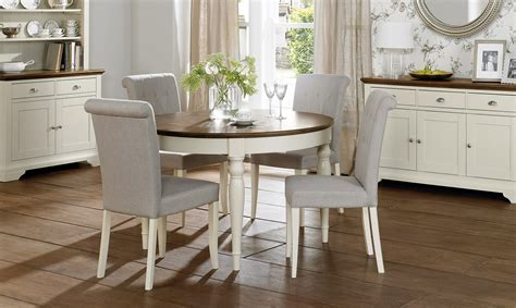 Chair Fascinating Extending Round Dining Table And Chairs