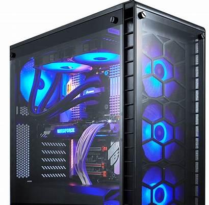 Corsair Rgb Crystal Pc 460x Cases Computer