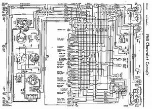 1968 Corvair Wiring Diagram