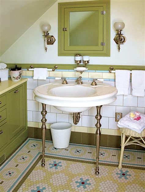 vintage tegels badkamer inspiratie 25 vintage badkamers ik woon fijn
