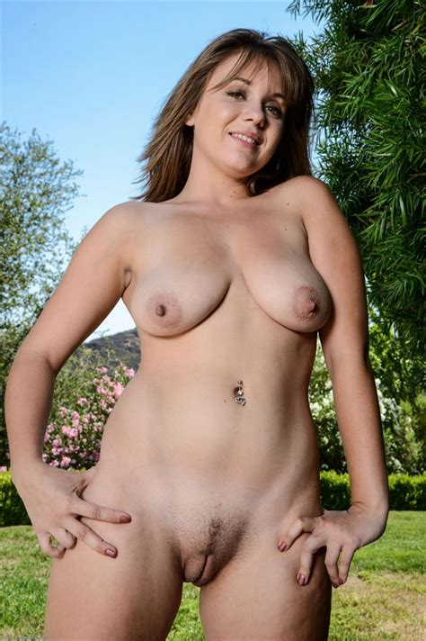 Chrissy Nova Shows Off Her Naked Body In The Garden Atk Premium 16 Pictures