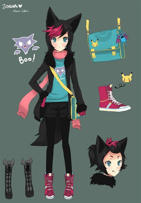 zorua pokemon zerochan anime image board