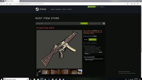 rust skins profit