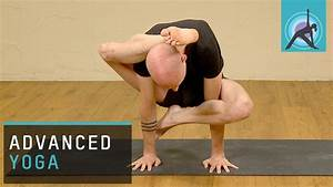 Advanced Yoga, Om Pose or Omkarasana with Olav Aarts - YouTube