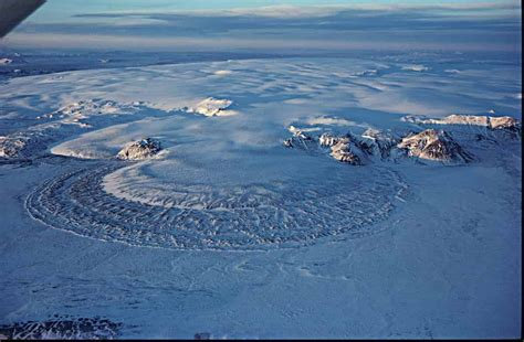 Earth's Global Cryosphere shrinking by 87,000 square ...