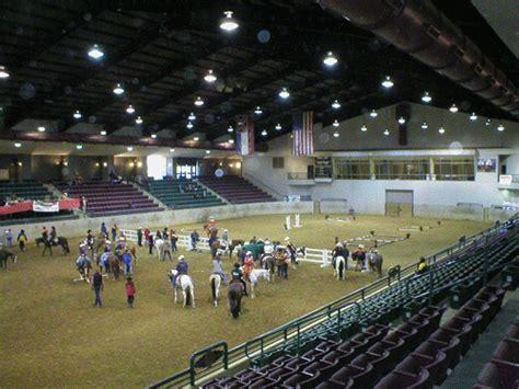 kirk fordice equine arena jackson ms