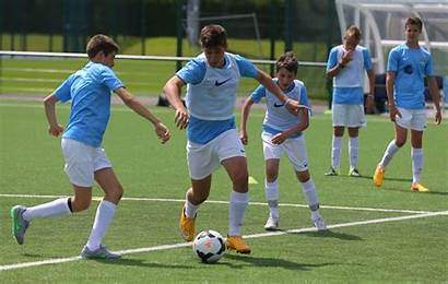 Football Jeunes Foot Qui Become Player Jouer
