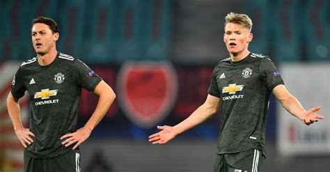 Man United player ratings vs RB Leipzig: David de Gea poor ...