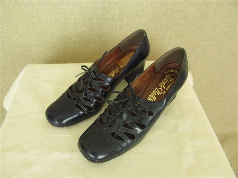 2018 Fashion Women Shoes Amourettevintage 1960s Black