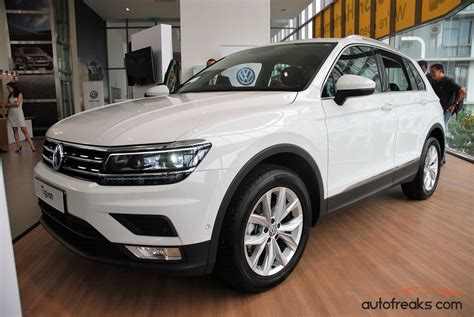volkswagen malaysia volkswagen tiguan officially launched in malaysia from