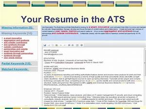 optimize your resume for applicant tracking systems 2016 With ats optimization